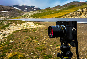 Appareil photo Leica, Ateliers photo en montagne